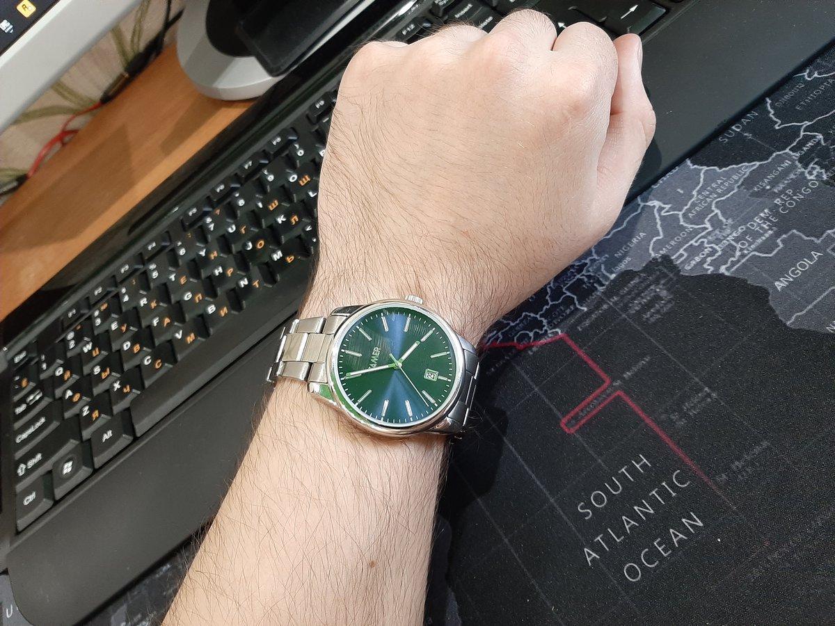 Часы то что надо)