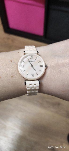 Керамические часы!