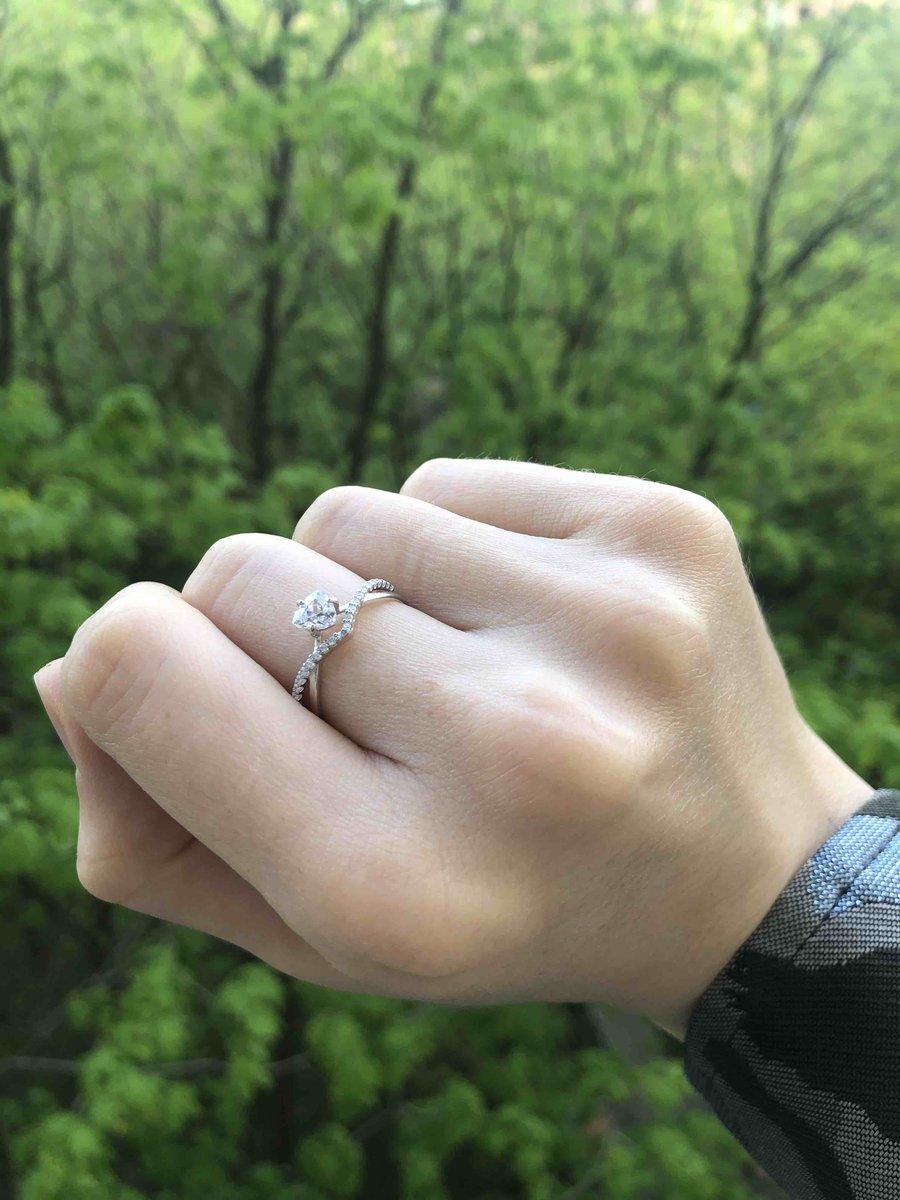 Прекрасное кольцо )