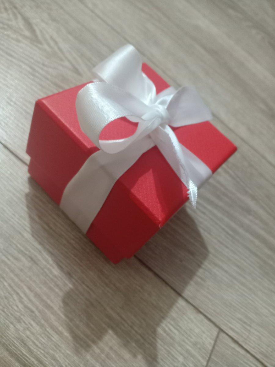 Мой подарок