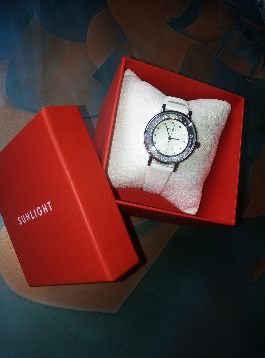 Купила часы, я в восторге, спасибо Sanlight❤️