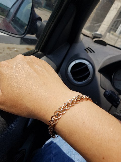 Очень красивый и дорогой браслет