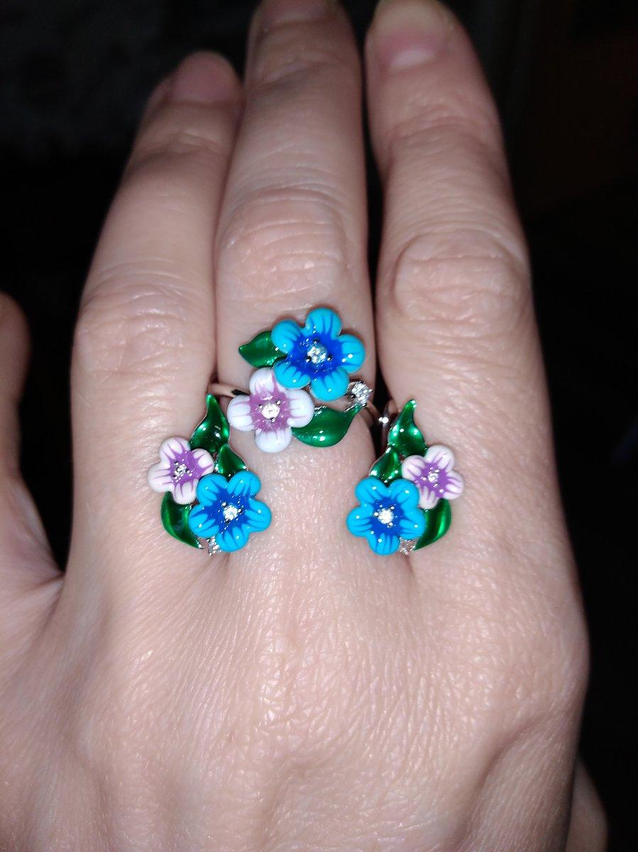 Милые цветочки