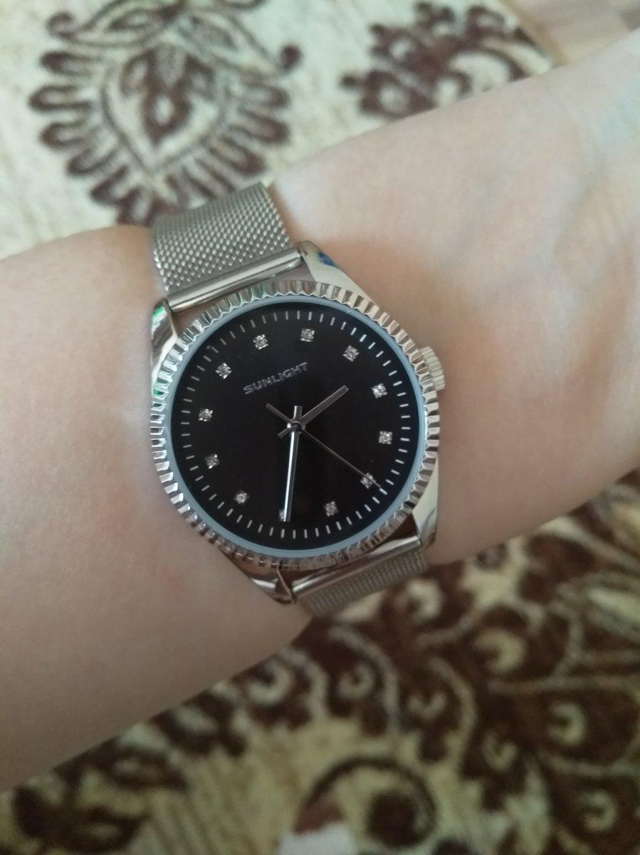 Часы просто супер! Стильный дизайн.