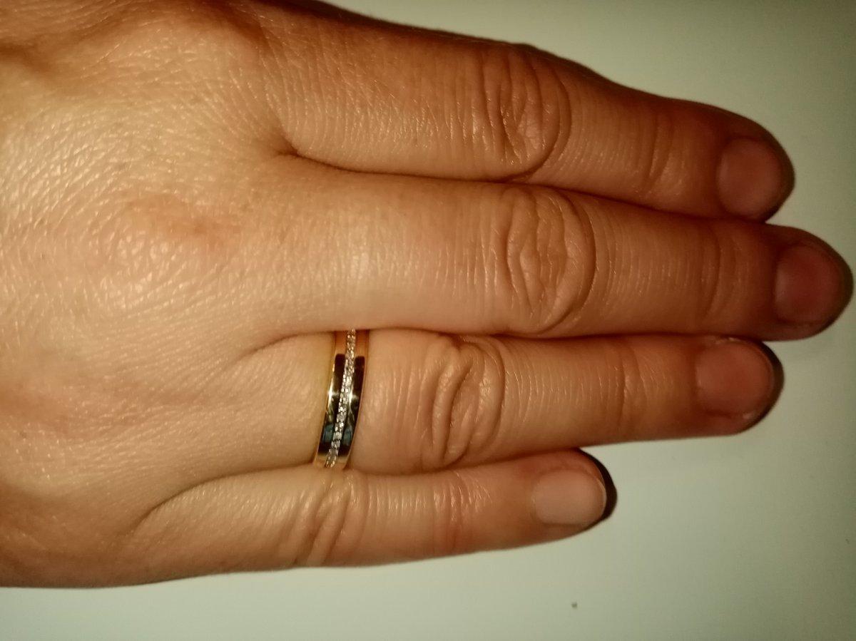 Моё обручальное кольцо