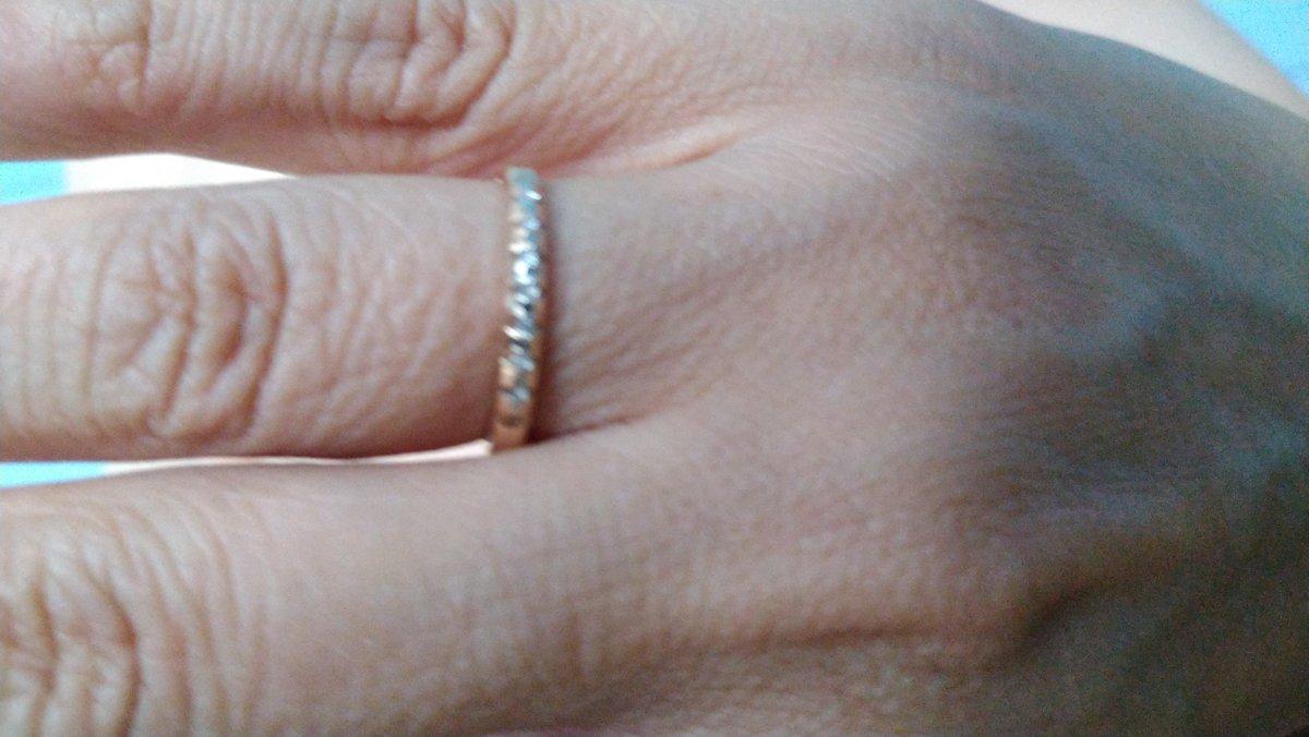 Кольцо от любимого