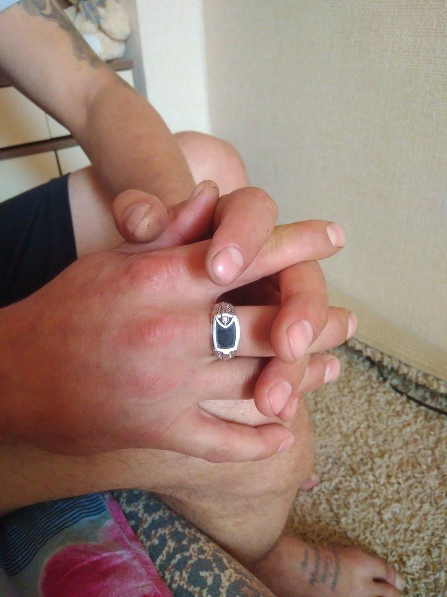 Кольцо -печатка мужская