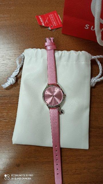 Часики для модницы