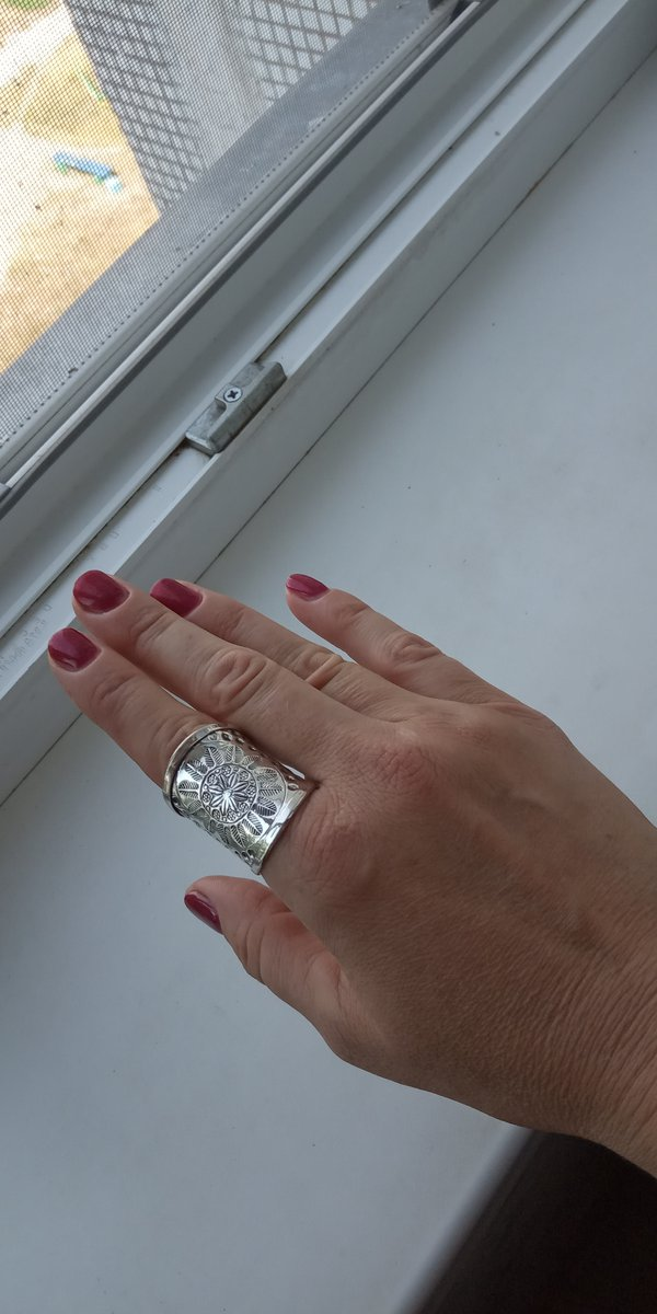 Очень красивое благородное кольцо