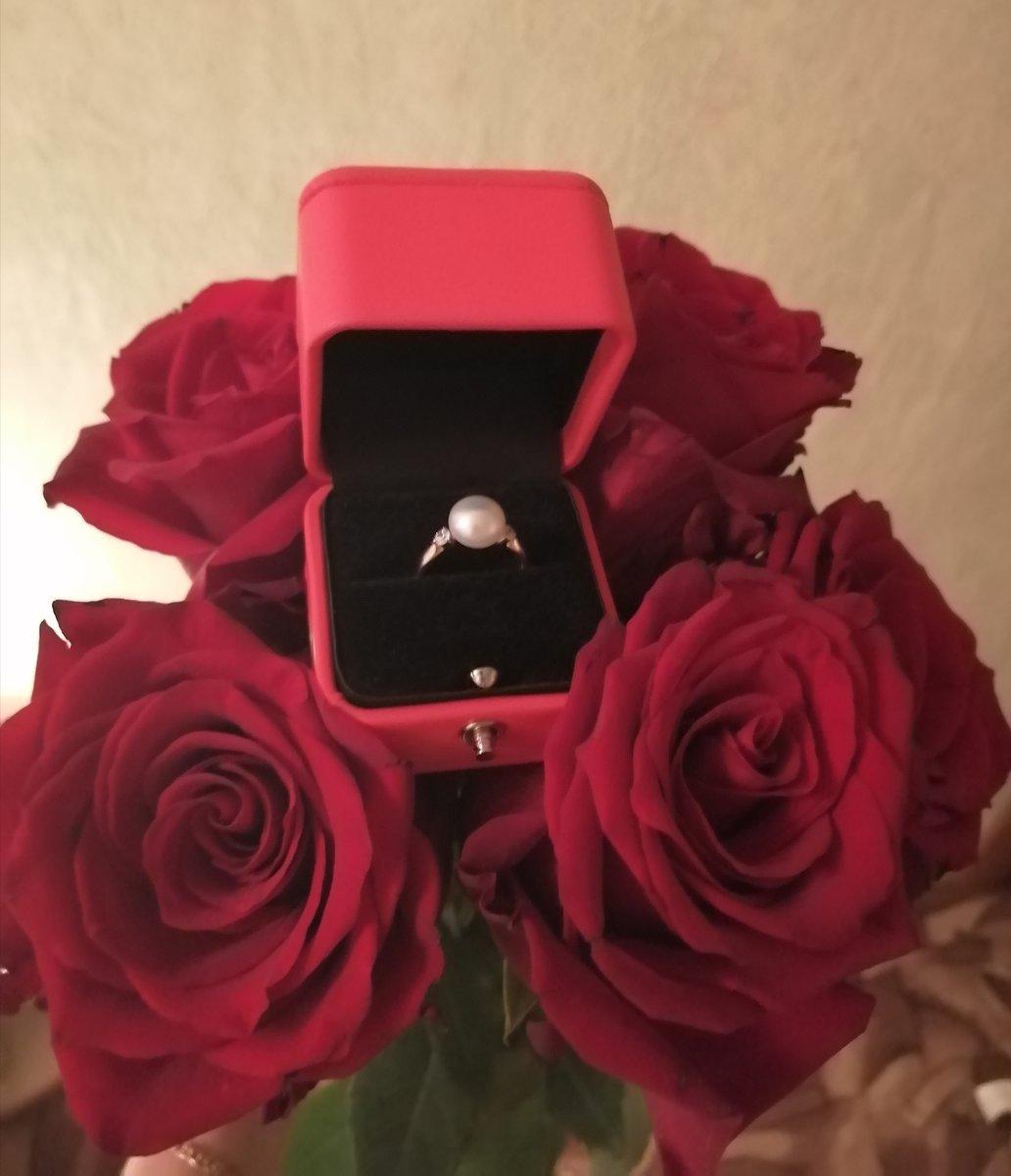 Дополнение к серьгам, подарок к годовщине свадьбы!