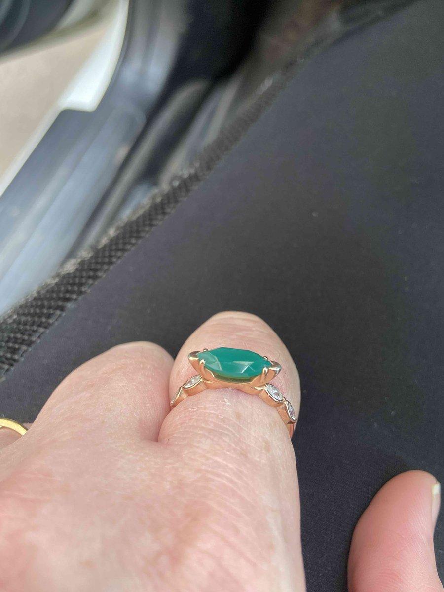 Кольцо серебро с позолотом