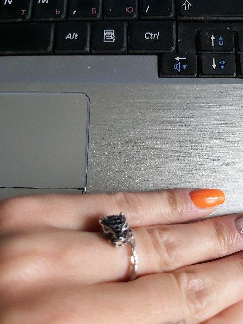 Кольцо тигренок