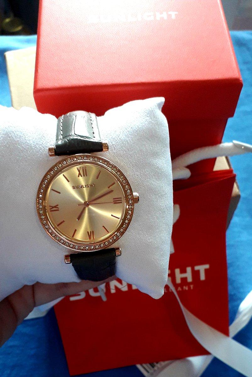 Часы от санлайт)