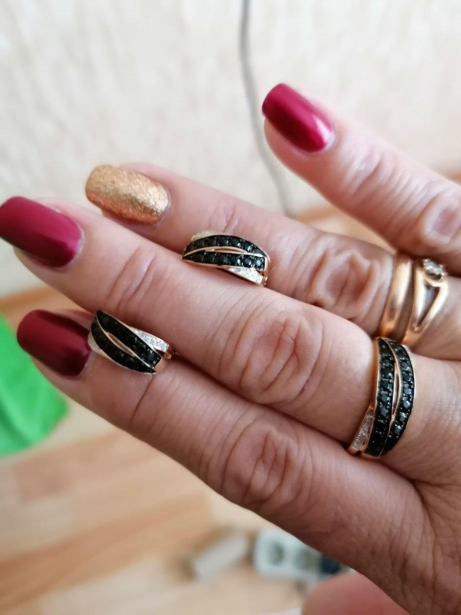 Кольцо очень интересное!