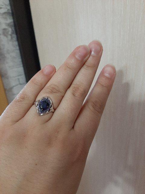 Элегантный синий