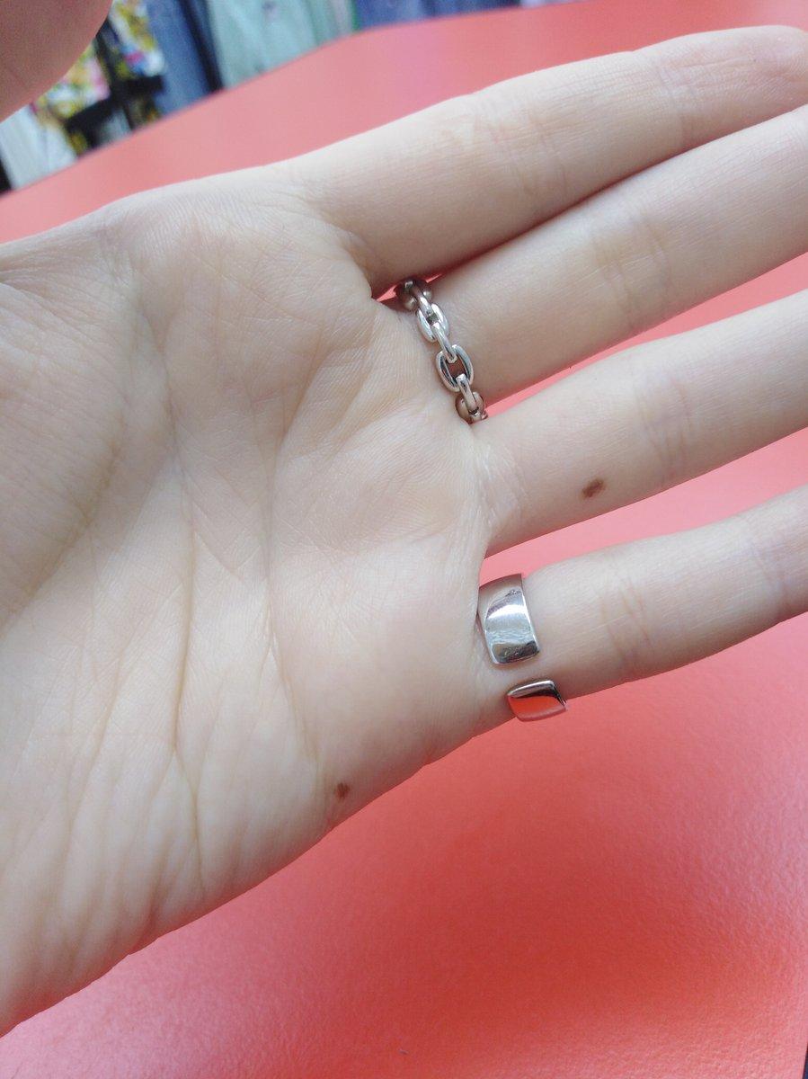 Кольцо на мезинец