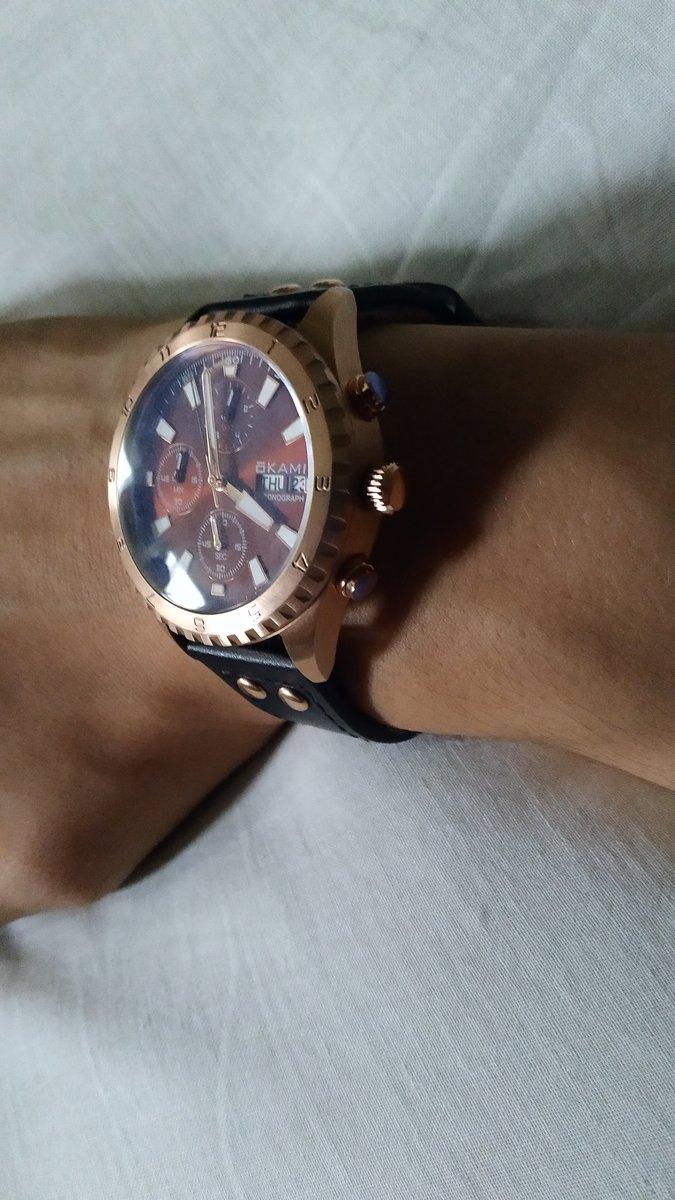Купил мужские часы