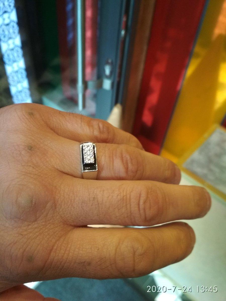 Очень рад, кольцо красивое,на следующий день курьер доставил