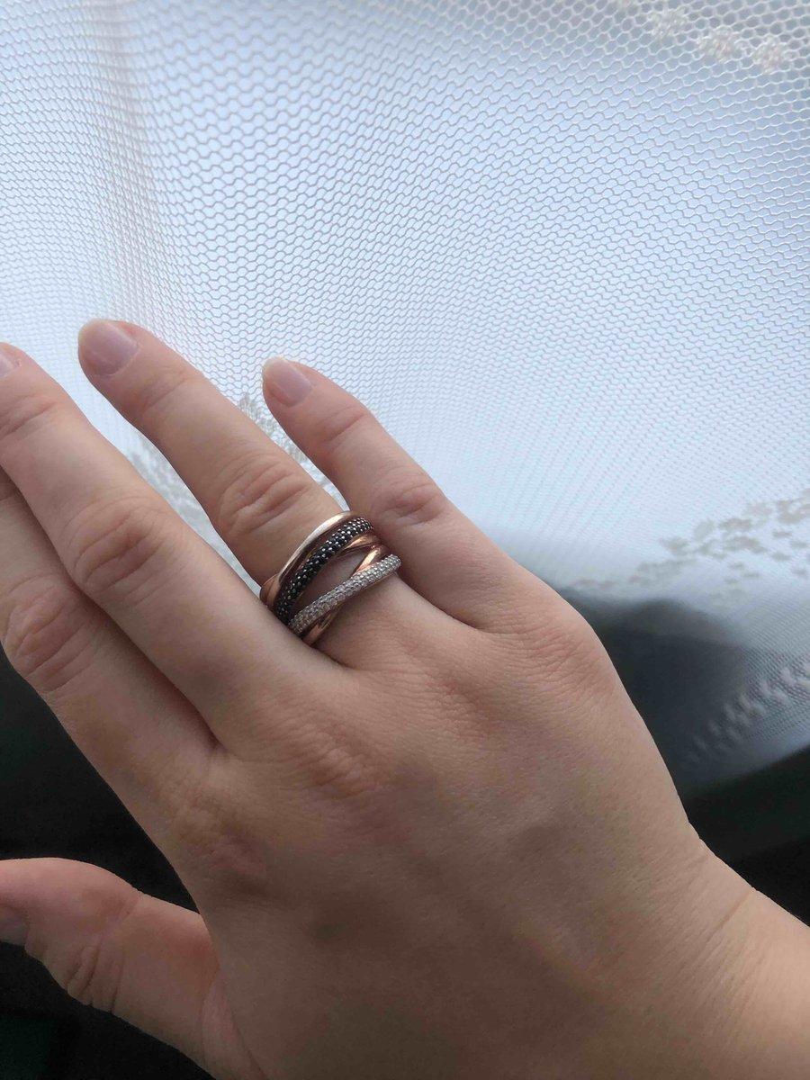 Кольцо безупречно