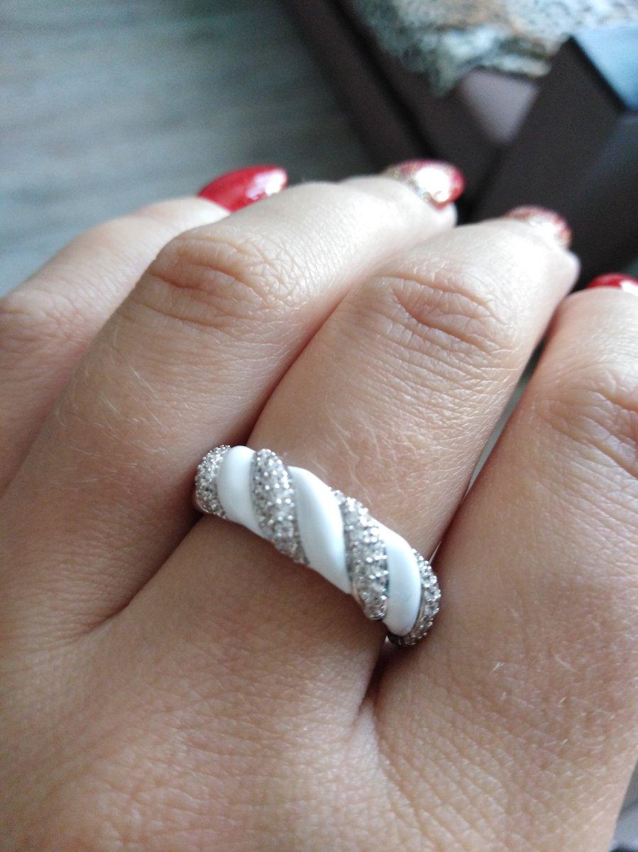 Красивое сочетание керамики и серебра