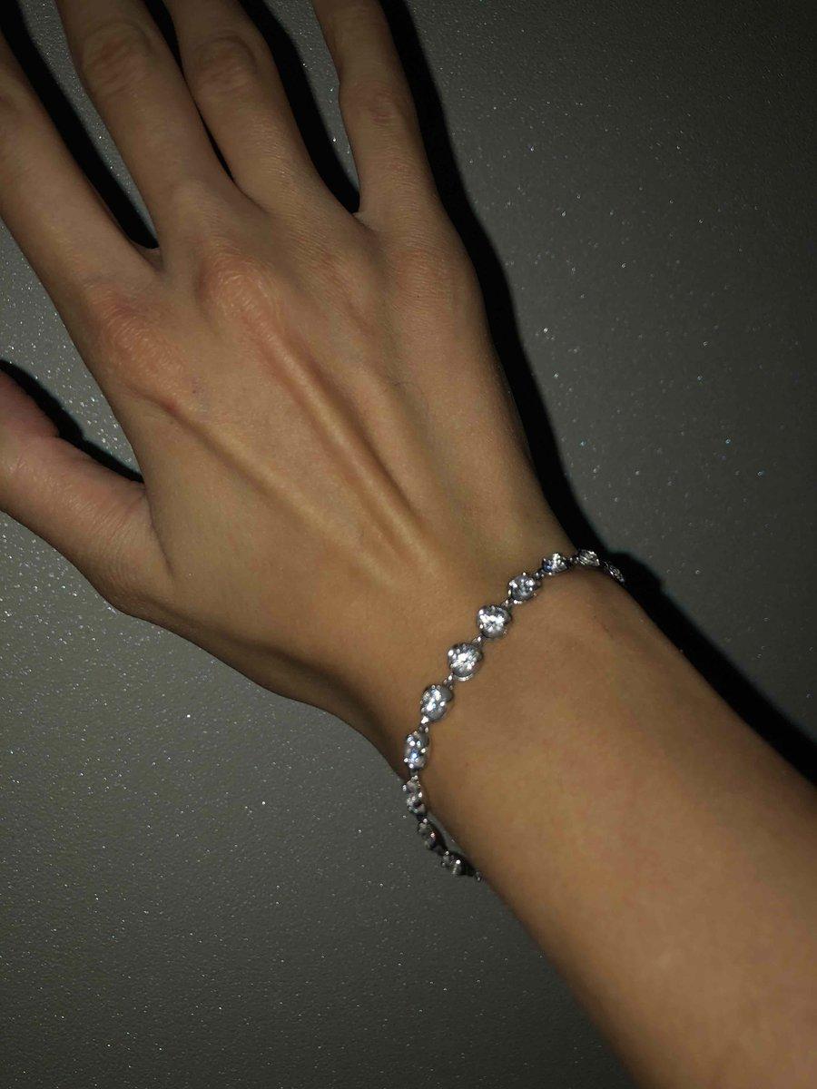 Серебрянный браслет от Sokolov