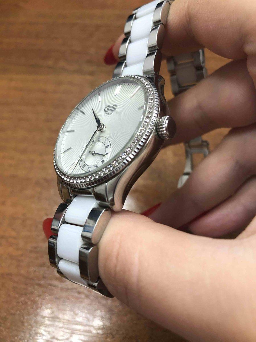 Часы стальные