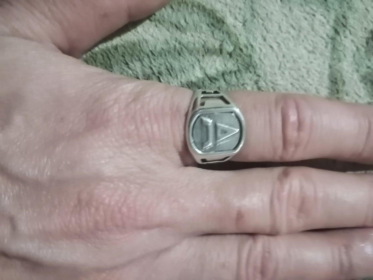 Чудесный перстень.