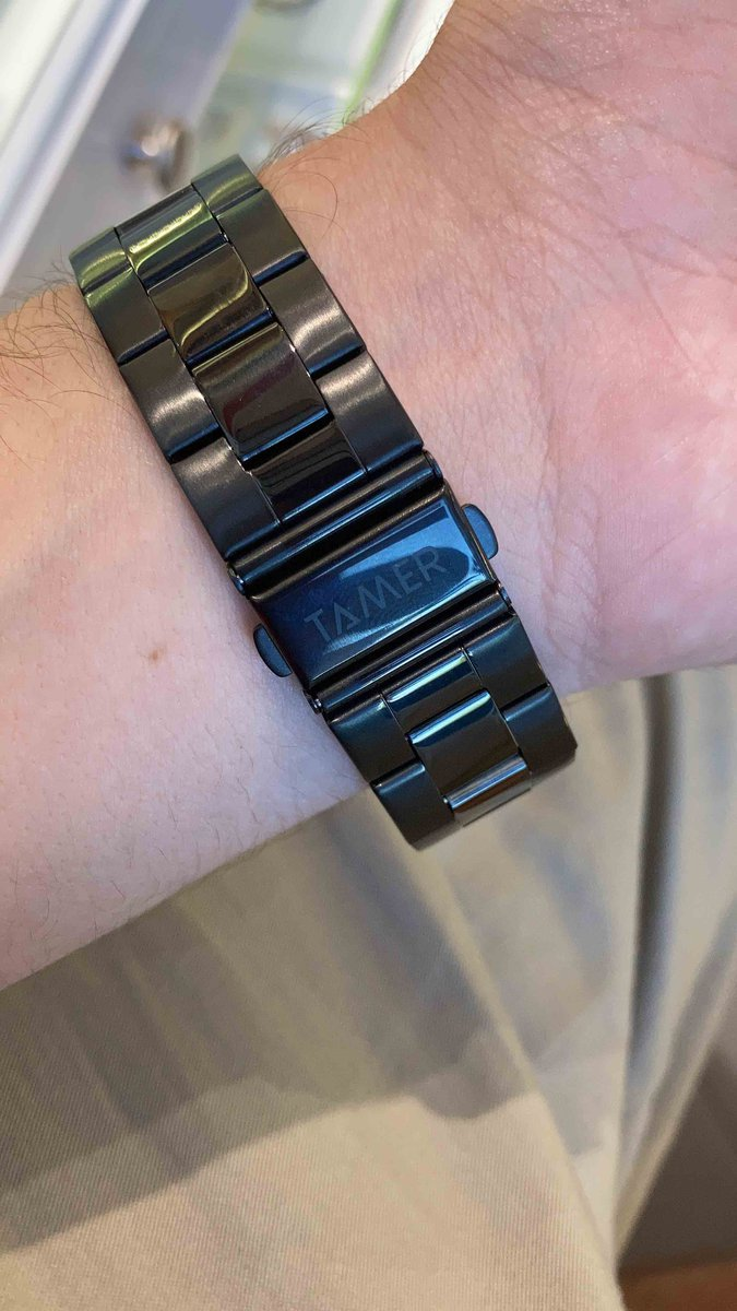 Часы мужские черные