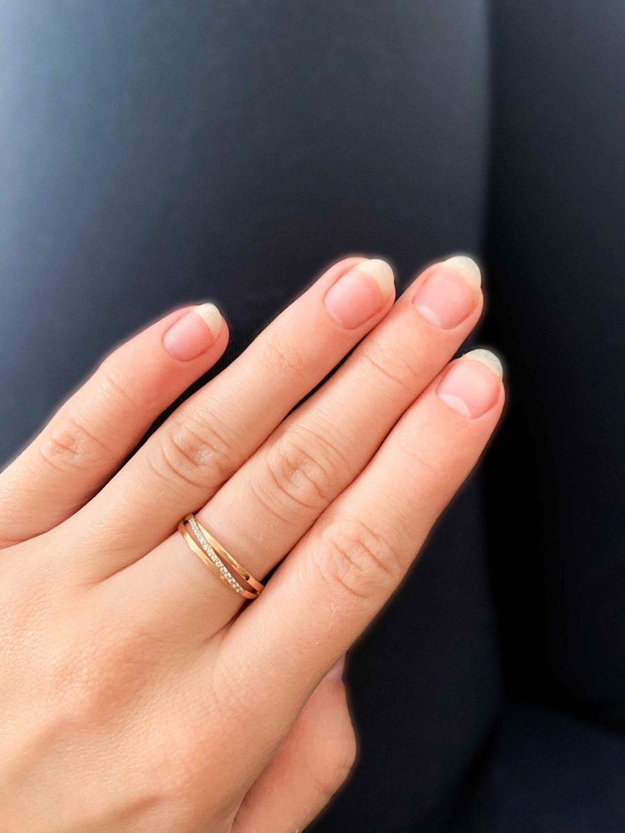 Кольцо, размер 16