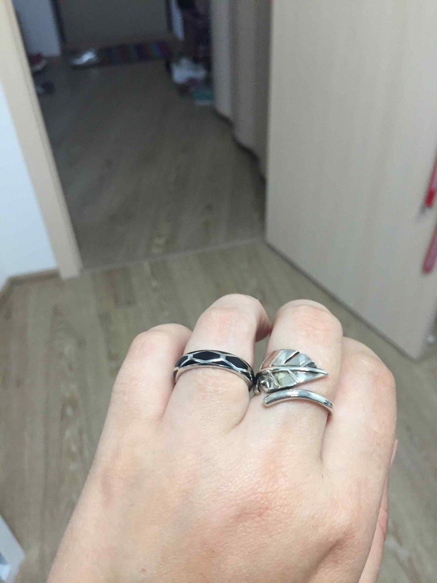 Очень изысканное кольцо