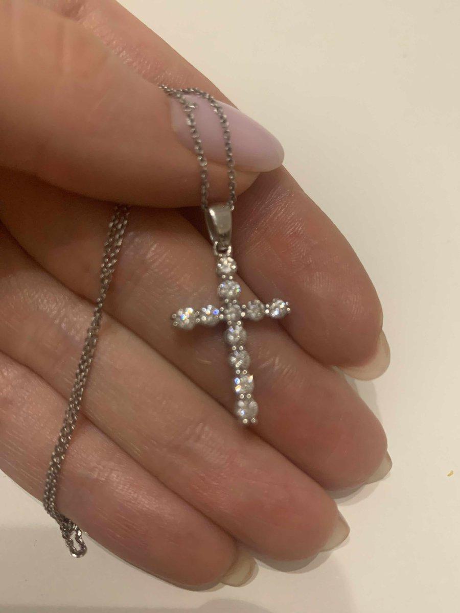 Красивейший немаленький крестик