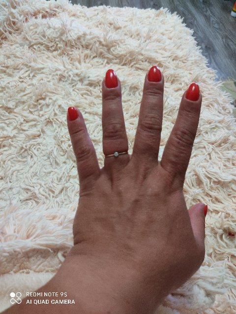 Кольцо красивое, всё устраивает, спасибо