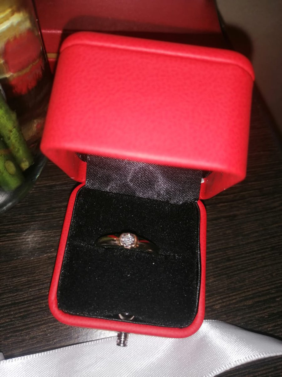 Кольцо для помолвки