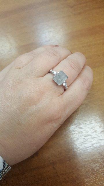 Ношу кольцо не снимая!