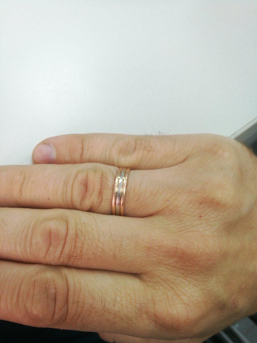 Кольцо свадебное