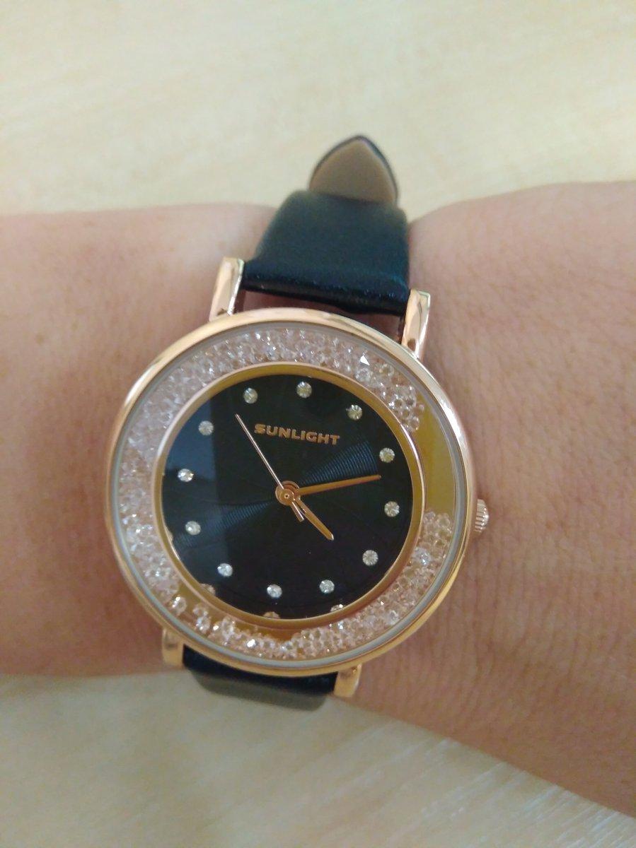 Удачная покупка, красивые лаконичные часы