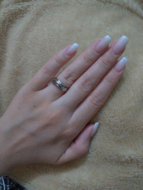 Идеальное стильное кольцо