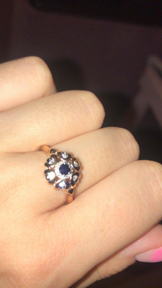 Кольцо от Алькор