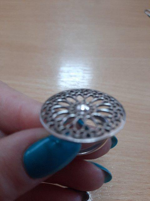 Кольцо коллекции этно.