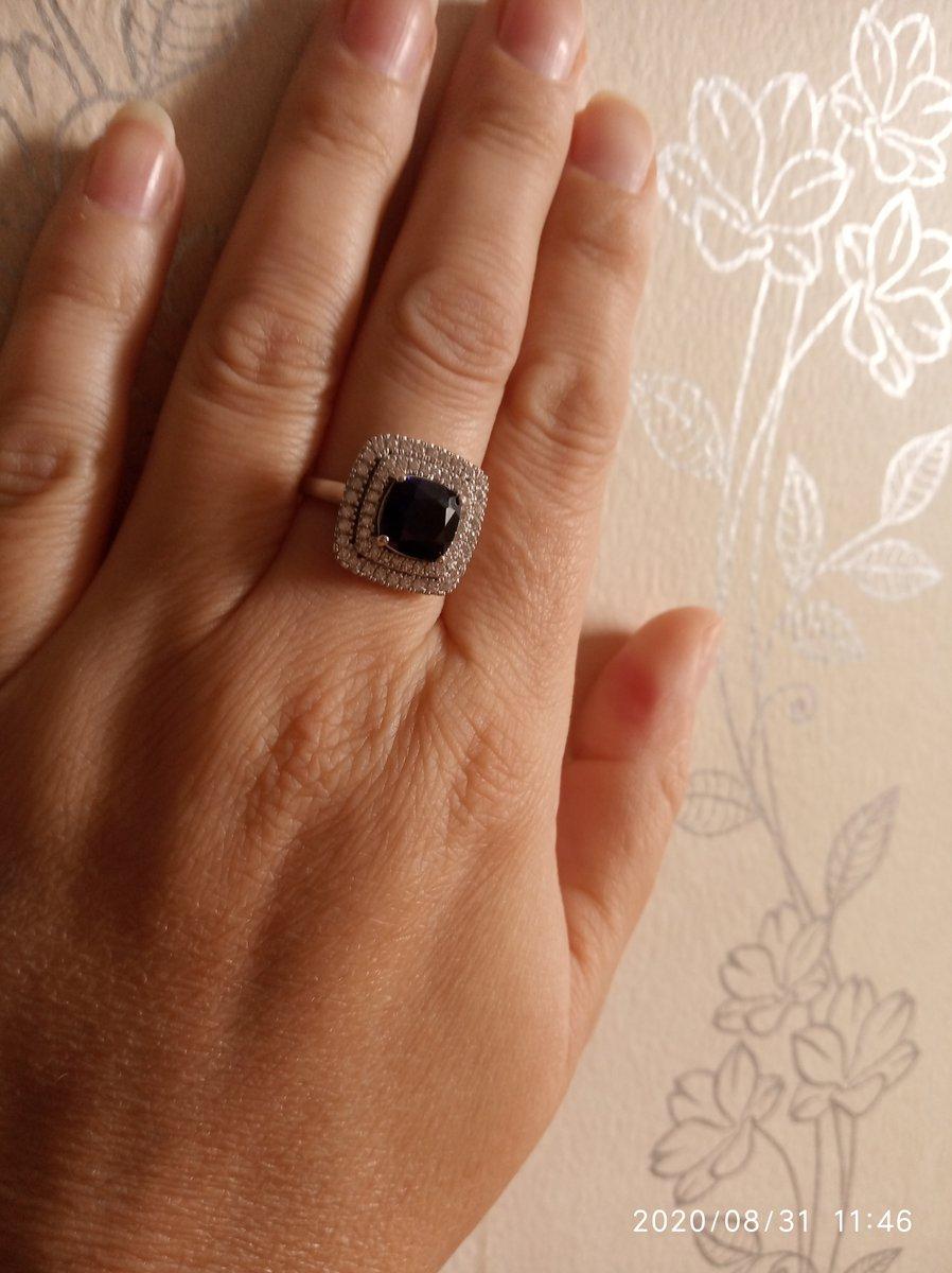 Серебряный перстень мечты  .