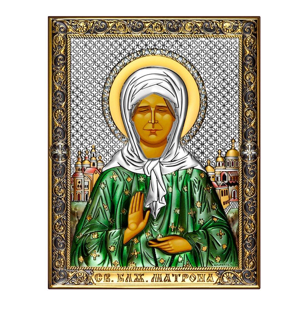 Икона Св.Блаженная  Матрона Московская