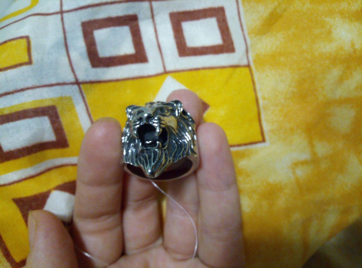 Крутой перстень!