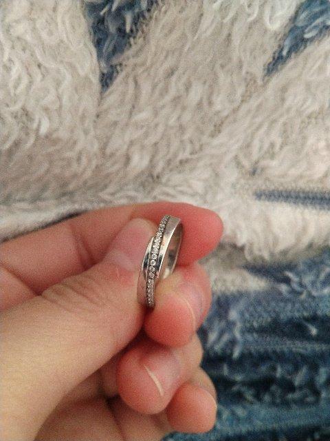 Приятное кольцо на повседневку!