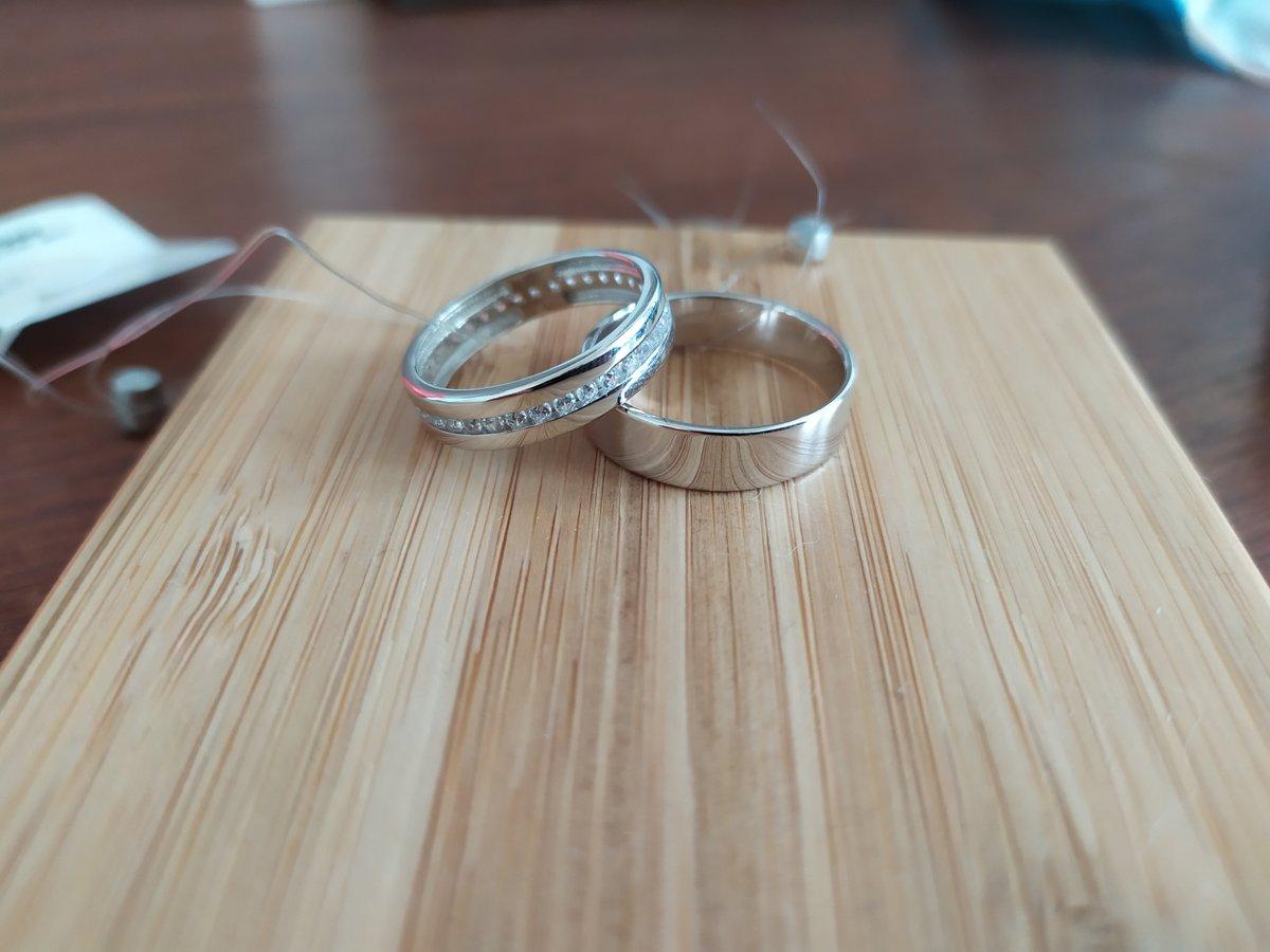 Обручальное кольцо для моего жениха