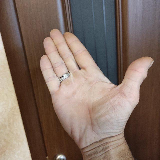 Кольцо с молитвой.