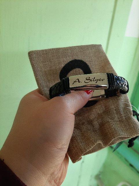Стильный браслет - идеальный подарок!