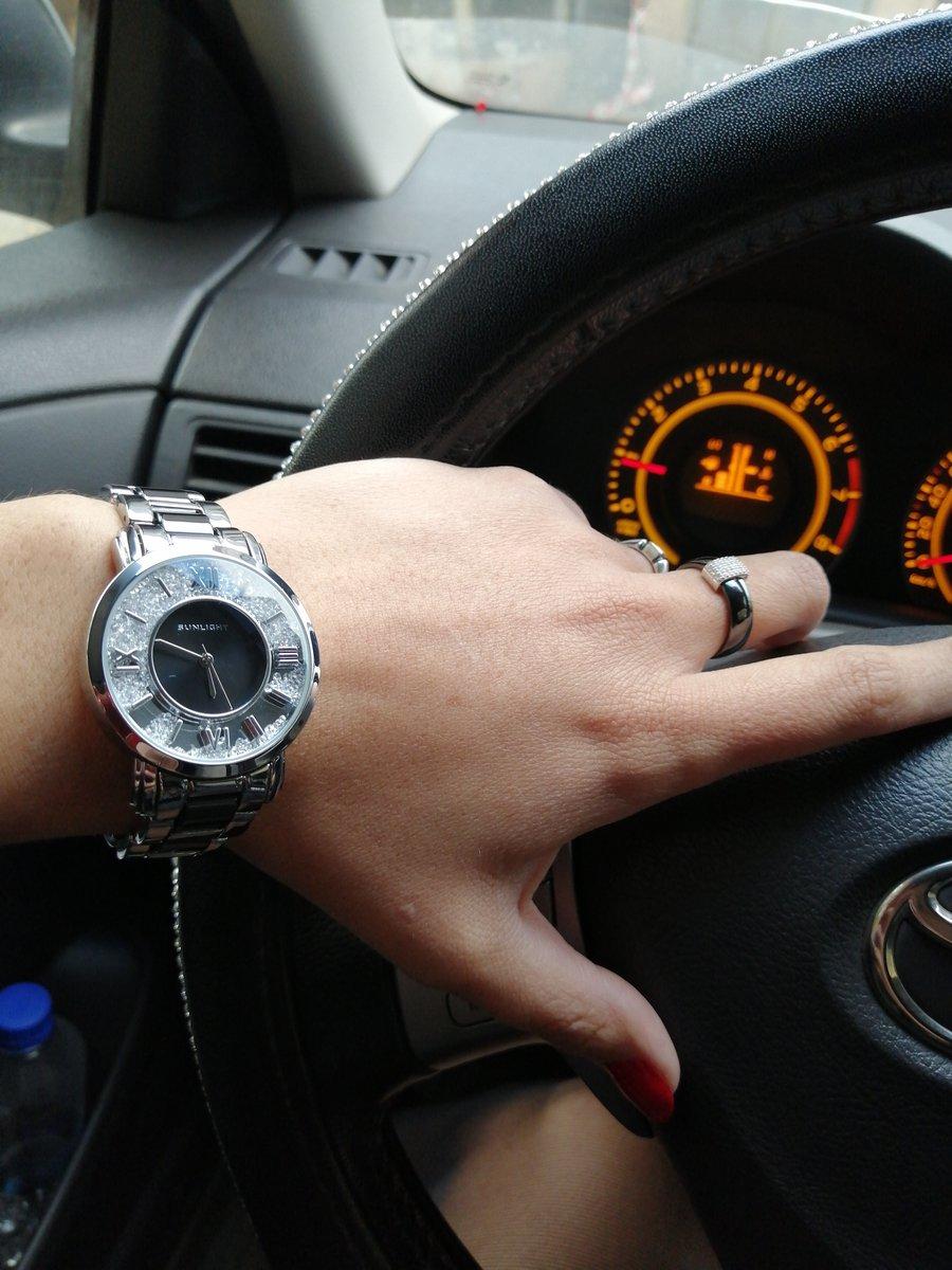 Часы (керамика)