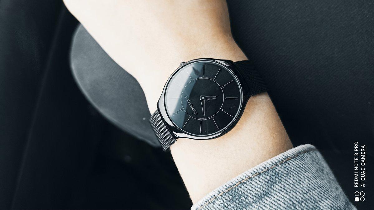 Приобрела часы
