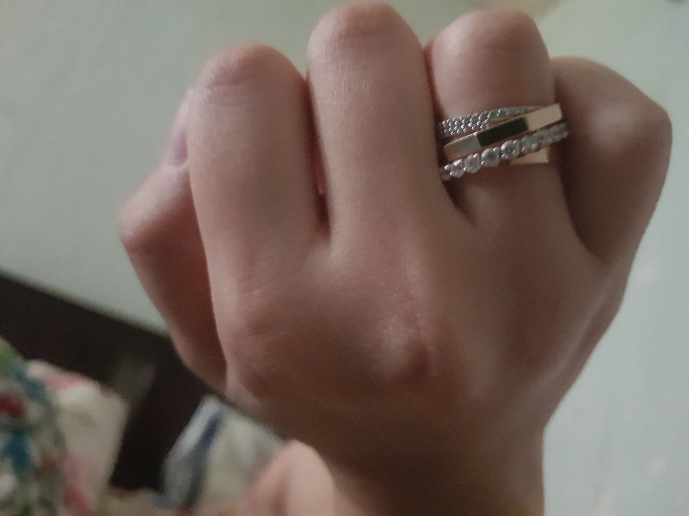 Неотразимое кольцо