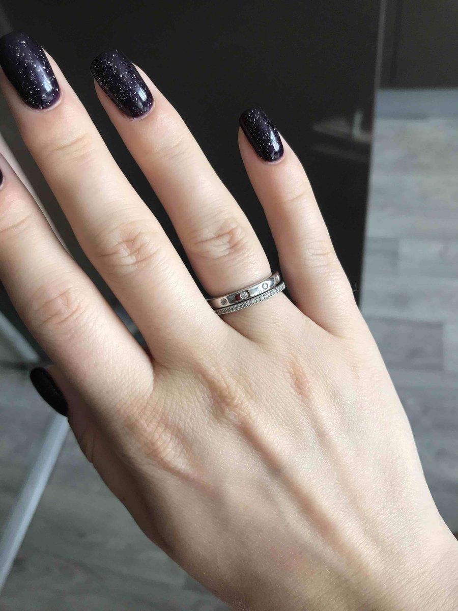Прикольное кольцо, как обручалку купила
